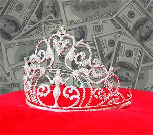 О избрании королевы красоты