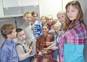Светлана Копылова в Рязани