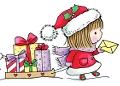 Рождественские девочки