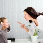 Когда надо хвалить, а когда ругать детей