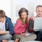 Влияние интернета на нас и наших детей