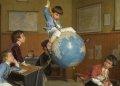 Русские дети миниатюра